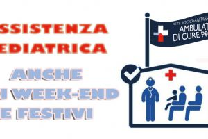 Assistenza Pediatrica anche nei week end e festivi