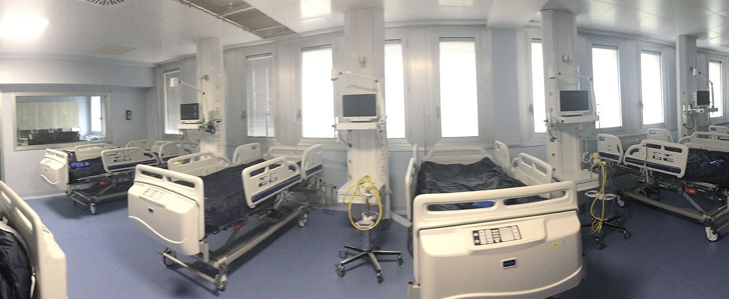 stroke unit ose